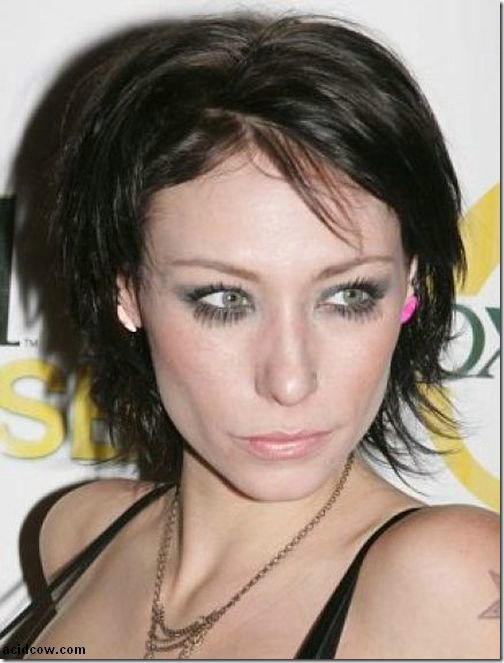 覚醒剤中毒の元美人モデル ジェイル・ストラウスJael Straussの無残な姿 (3)