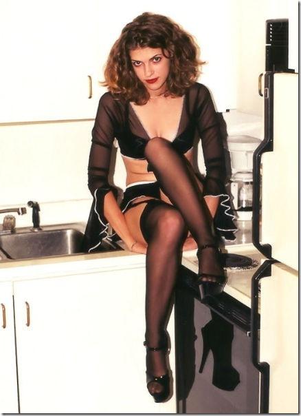 キッチンでセクシー (21)