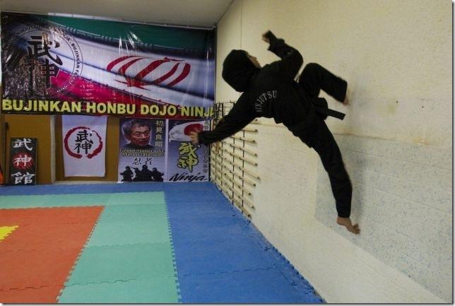 iran_ninja_kunoichi (4)   イランのくノ一忍者は武神館道場の本物らしい