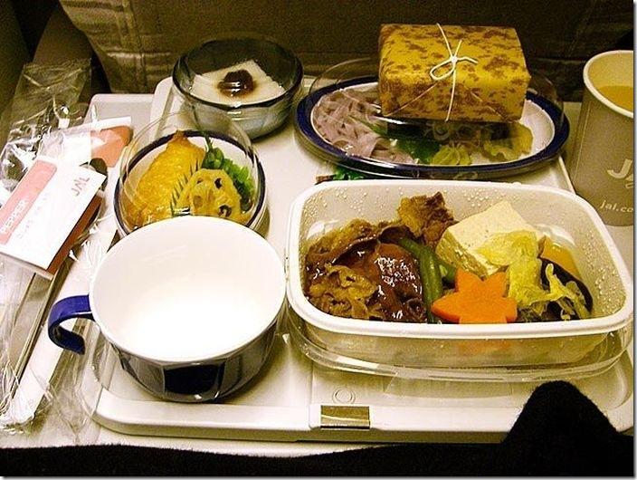 世界の機内食比較 (20)