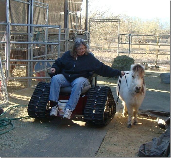 戦車型車椅子 (14)