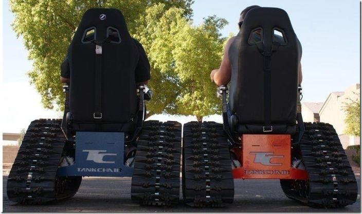 戦車型車椅子 (7)